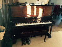 Antique Layton Player Piano