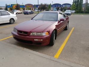 Clean 1994 Acura legend LS coupe obo