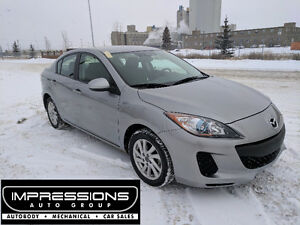 2013 Mazda 3 GS-SKY Sedan **PRICE REDUCED**