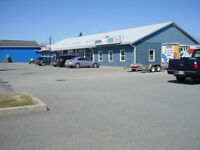 Commercial Retail Rental Space for Lease - Ganong Plaza