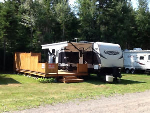 2015 Springdale Travel Trailer by Keyson