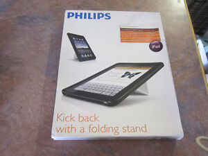 PHILIPS hard Case With Stand For I Pad New In The Box