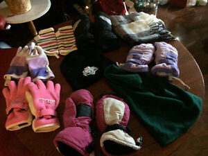 Boys and Girls Winter Accessories