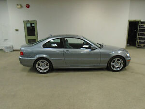 2004 BMW 330CI COUPE! M-PKG! 110,000KMS! AUTO! ONLY $8,900!!!!