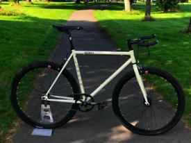 Free to Customise Single speed bike road bike TRACK bikedfgggvff