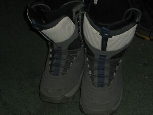 luck snow bord boots