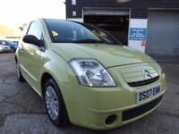 Citroen C2 1.1i Airplay 86000 MILES DRIVE AWAY TODAY!