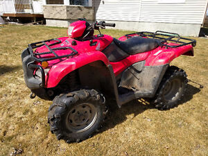 Honda 4x4 ATV for Sale