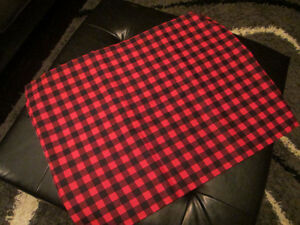 3 Meters of Buffalo Plaid Fabric - Brand New Kitchener / Waterloo Kitchener Area image 1