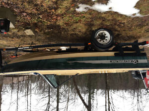 12foot with 40 horsepower