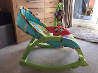 Fisher Price Baby to Toddler Chair