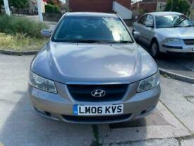 image for 2006 Hyundai Sonata 2.0 CRTD CDX 4dr Tip Auto SALOON Diesel Automatic