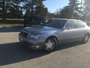 1998 Lexus LS 400 w/ Parrot Bluetooth & 2-Way Remote Starter