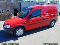 2007 57-REG VAUXHALL COMBO 1.2 1700 CDTI, F.S.H., ONE OWNER FROM NEW,