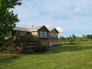Waterfront Property - Ranch-style bungalow