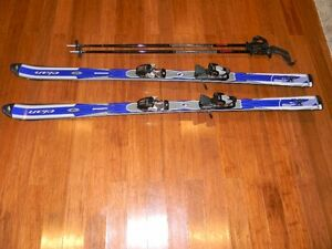 Elan Skis very good condition with Poles
