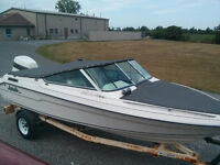 Boat Tops, Boat Covers and Canvas work