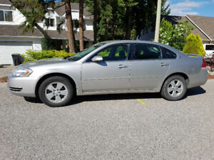 2007 Chevrolet Impala Sedan with ext warranty