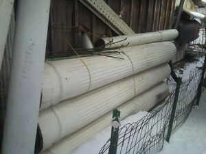 Large antique wood columns Stratford Kitchener Area image 2