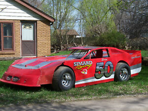 Dirt Track Race Car - Sport Stock Late Model