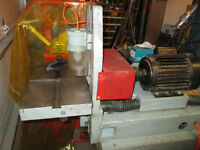 Delta Twin Spindle Horizontal Boring Machine