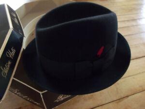 Stetson hat box   fedora f1f250c26de0