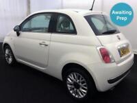 2014 FIAT 500 1.2 Lounge 3dr Dualogic [Start Stop]