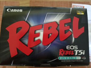 Cannon Rebel T5i 18-135 lens