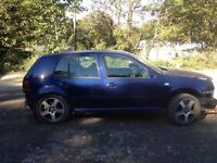Vw Golf Mk4 V6 4Motion 2002 Breaking