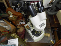 Microscopes, unusual find At Angie O'H Antiques
