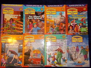 8 Adventures of the Bailey School Kids- Children's Chapter books London Ontario image 1