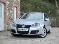 Volkswagen Golf 2.0TDI GT 6 Speed 140 bhp