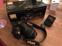 Nikon D3100 lens kit