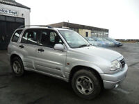 Suzuki Grand Vitara 2.0 16v 2005