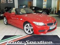 2011 BMW Z Series 2.5 23i M Sport sDrive 2dr Petrol red Manual