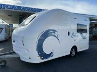 2017 WINGAMM ROOKIE 4 berth Fixed bed Lightweight