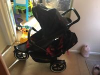Phill & Teds Double Buggy