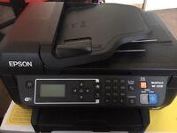 Epson WF2650 WorkForce Printer/Scanner