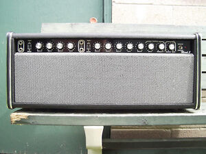 1975 Traynor YGL-3A Mark3 All Tube Amp Head