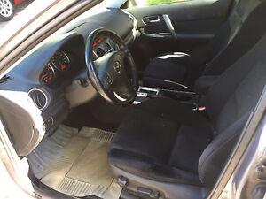 2006 Mazda Mazda6 Blue Sedan