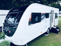 2019 Swift Challenger 590 - with Lux Pack and Alde heating