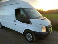 Ford Transit 2.2, 350 LWB, HIGH ROOF, 112K MILES, 2 OWNERS, NEW MOT, *REDUCED*