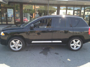 2010-11 Jeep Compass LIMITED EDITION