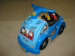 Fisher Price Ride on Car Cambridge Kitchener Area image 2