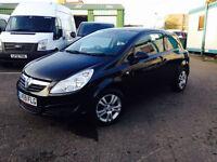 2009 09 Vauxhall Corsa 1.0i 12v ( A/C ) Active - Petrol Car