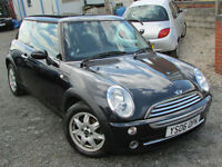 Mini Mini 1.6 One Seven Black