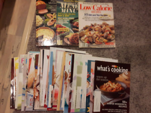 Cooking magazines