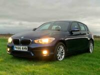 66 BMW 118i 1.5 136bhp Sports Hatch SE £30 Tax One Owner FSH EXCEPTIONAL VALUE