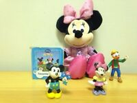 Minnie and Mickey Mouse Show or Book with friends