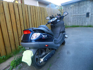 SCOOTER PIAGGO X9 500cc West Island Greater Montréal image 3